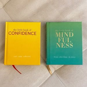 The Little Book of Confidence & Mindfulness